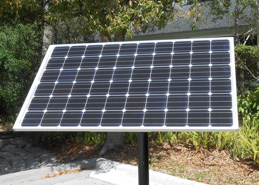 SEPA275 - Solar Electric Power Assembly 275 Watt