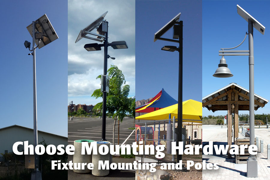 Fixture Mounting Options Graphic