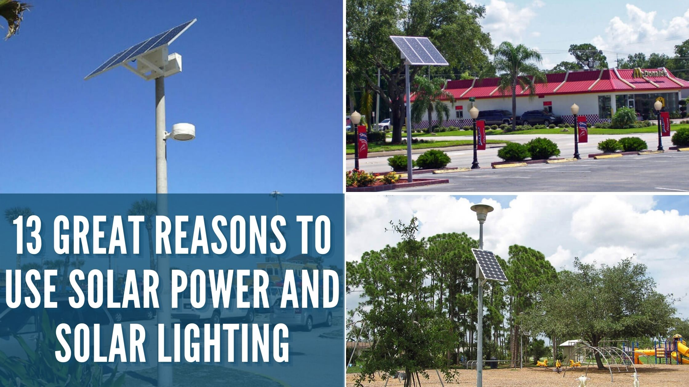 Great Reasons to Use Solar
