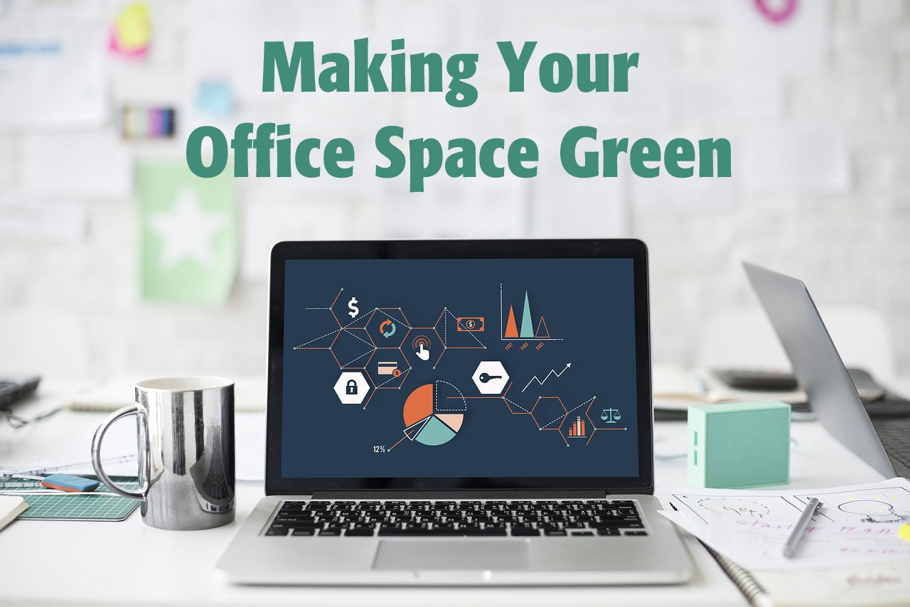 Green Office Infographic