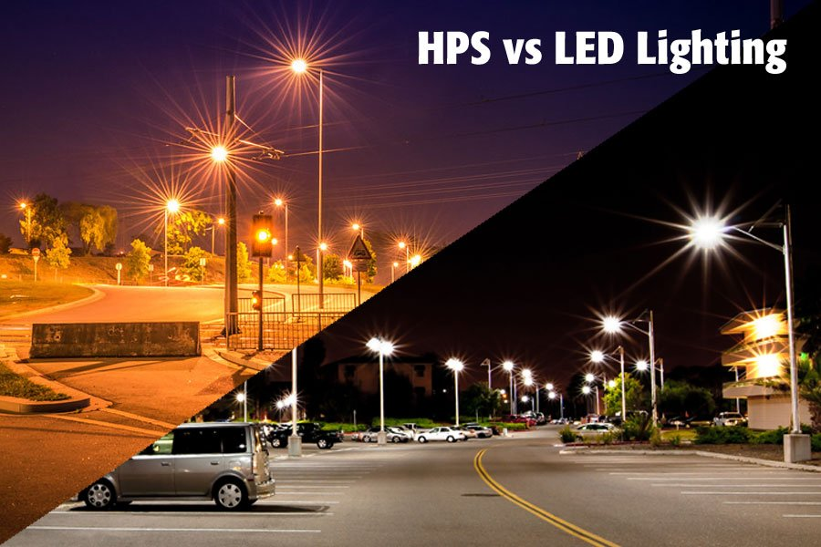 HPS vs LED Lighting