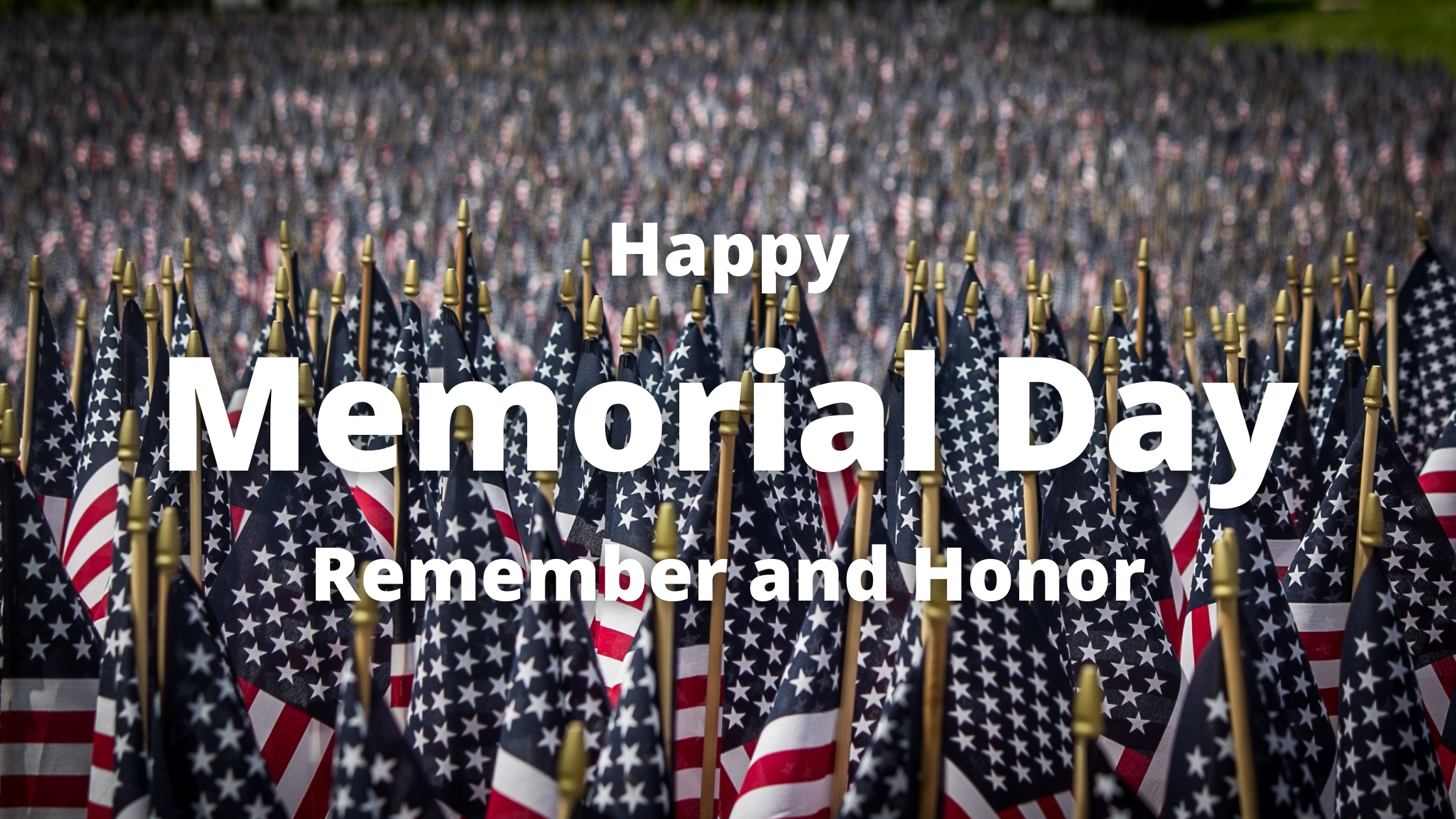 Happy Memorial Day from SEPCO