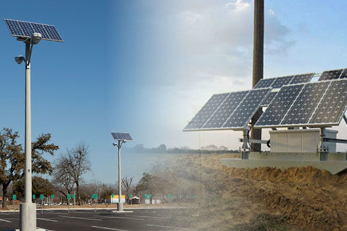 Solar Lighting and Power Systems