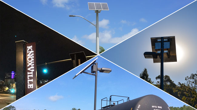 Comparing apples to apples solar powered lighting systems solar powered lighting systems aloadofball Images