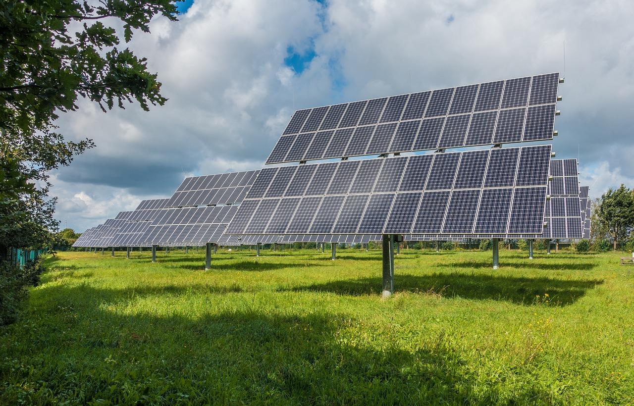 Solar Power: Eco Friendly Energy Consumption