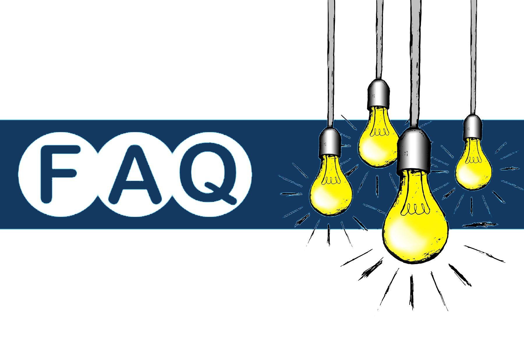 FAQ & Resources Graphic