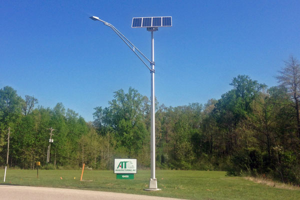 ATTC Solar Roadway Light Viper