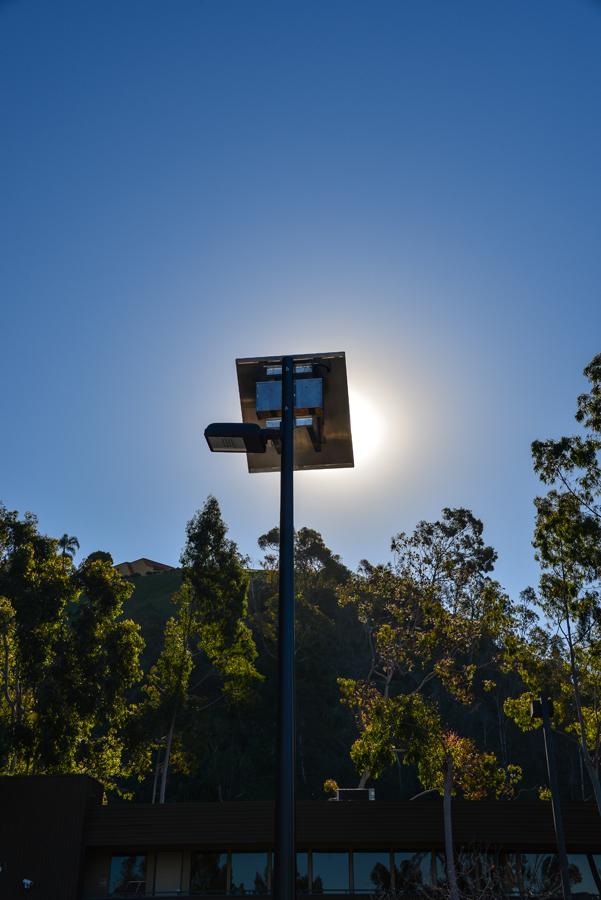 Off Grid Solar Power Light System