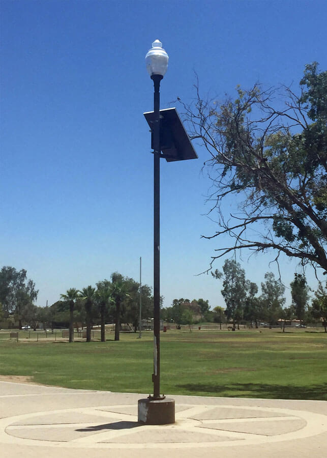 Commercial Solar Ed Led Decorative Lighting Systems By