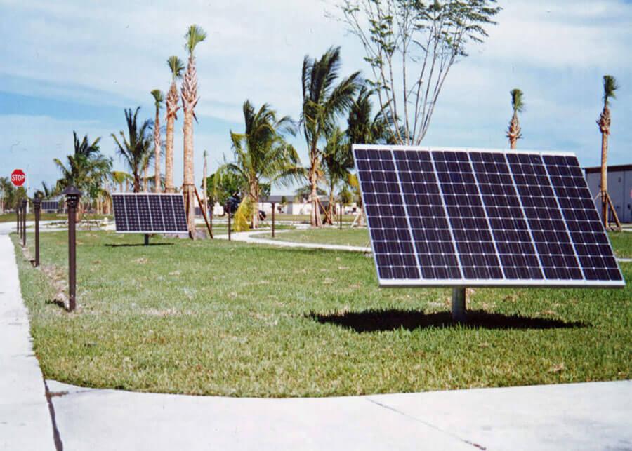 Homestead Arb Paa Pathway Solar Lighting