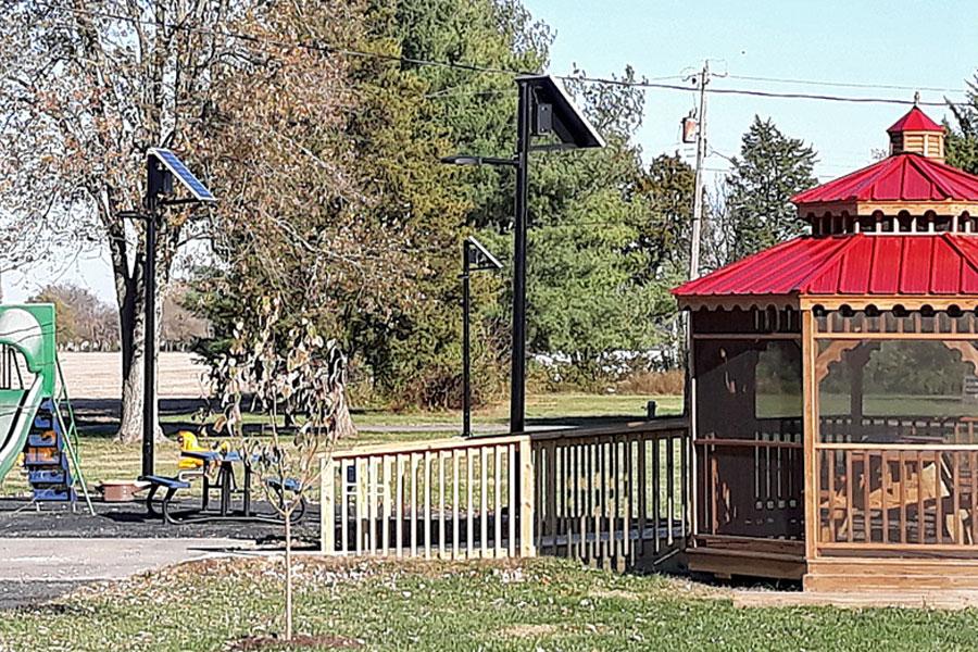 New Douglas Park SolarASL System