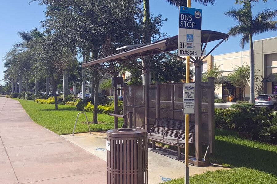 City of Coconut Creek SolarTransit System