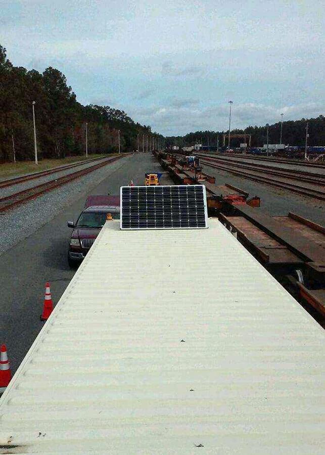 Jacksonville Storage Container LED Light System SolarLSQ
