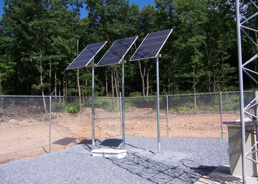 Atlantic Group Off-Grid Solar Power System