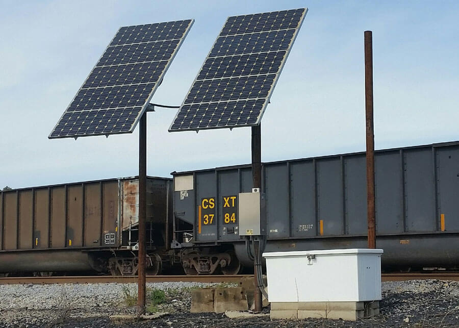 Russell Power Off-Grid Solar Power Station