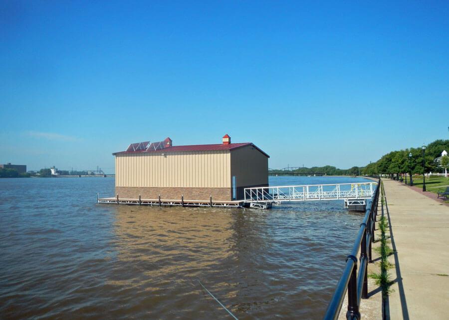 Tiger Docks Rooftop Solar Power Station