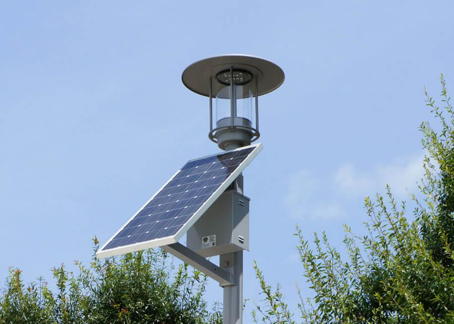 SolarSlide SEPCO Factory LED Decorative Solar Light