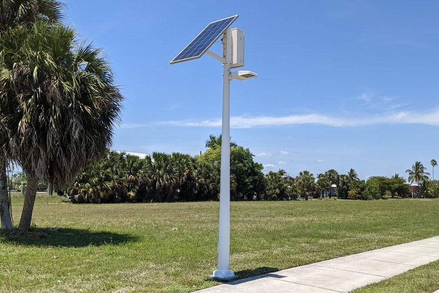 Everglades City SolarViper System