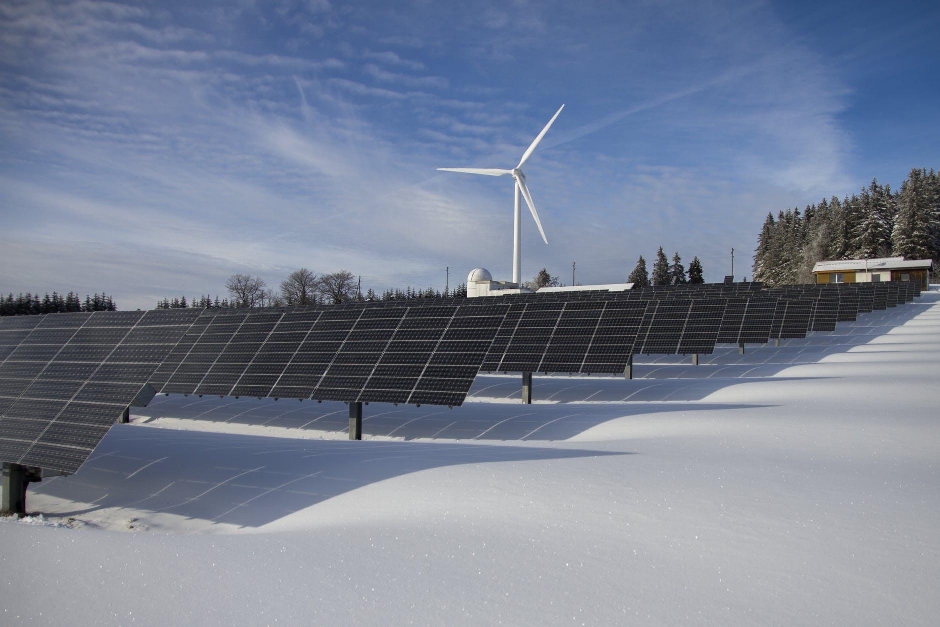 Solar in Snow