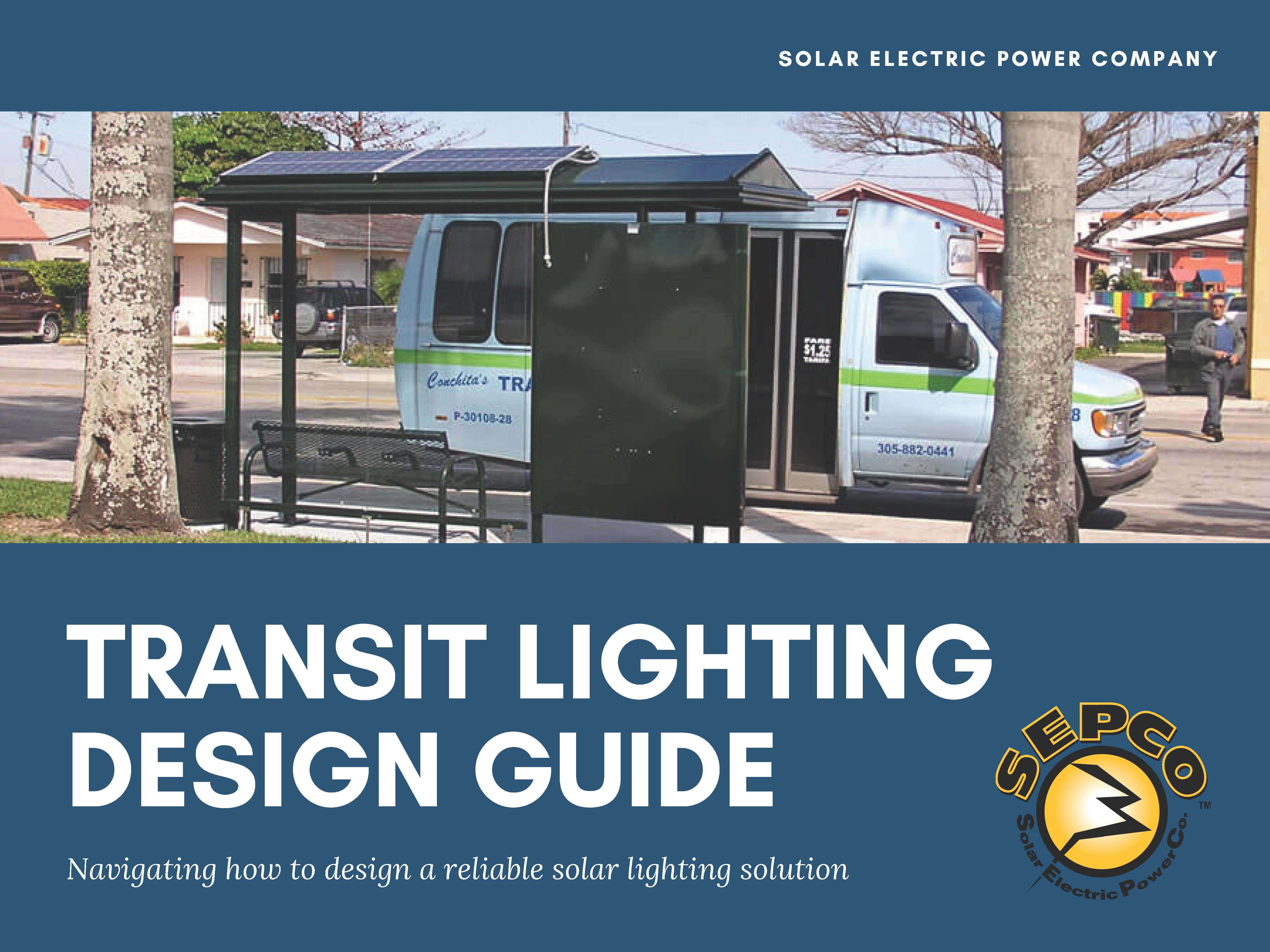 Transit Lighting Design Guide